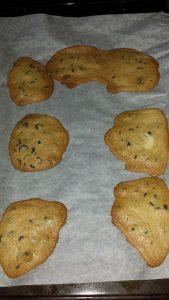 ugly cookies, yummy taste