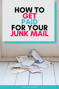 make money with mail