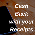 Cash back for receipts checkout 51 canada