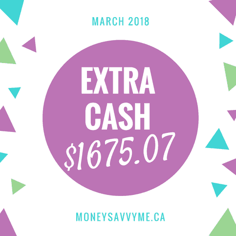 Extra Cash – March 2018