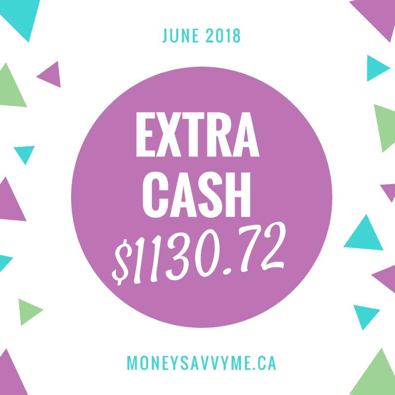 Extra Cash – June 2018