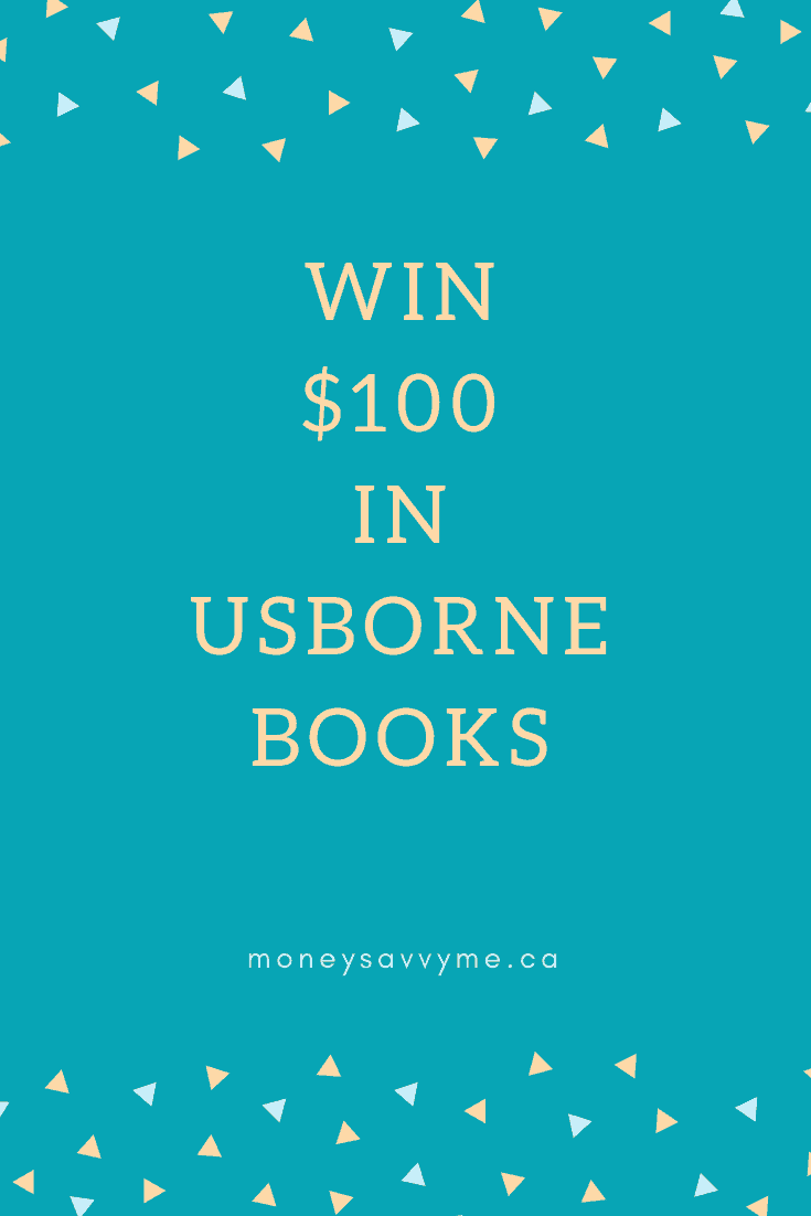 Win $100 in Usborne Books!