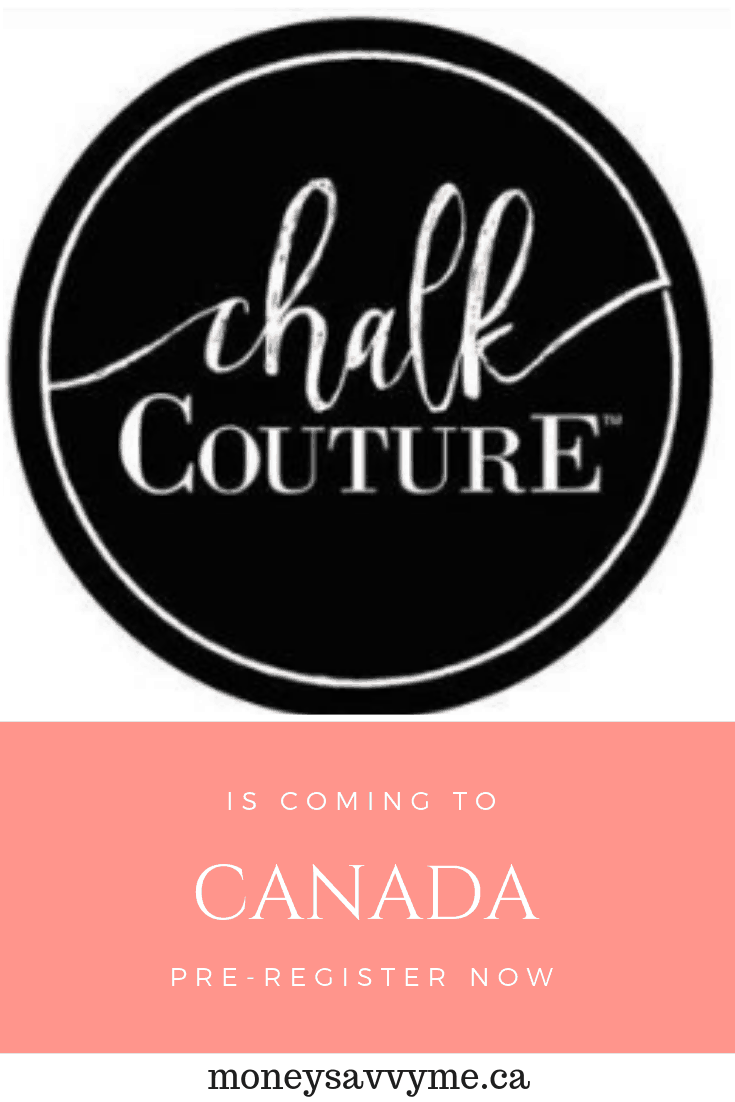 Chalk Couture is Coming to Canada