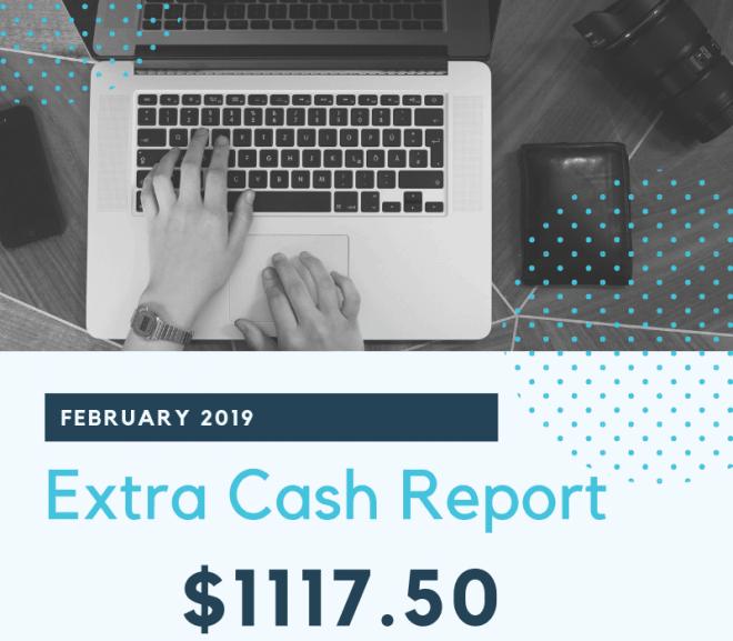 Extra Cash – February 2019