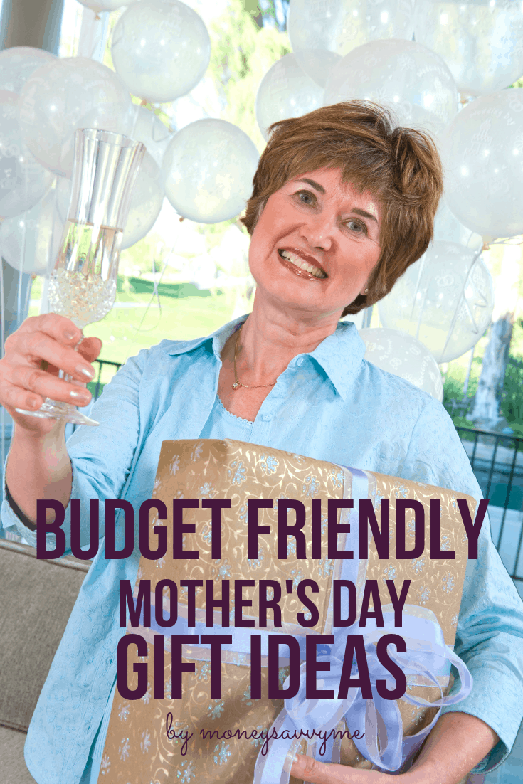 Frugal Mother's Day Gifts Mom Will Love