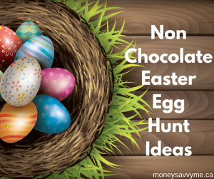 Easter Chocolate Alternatives