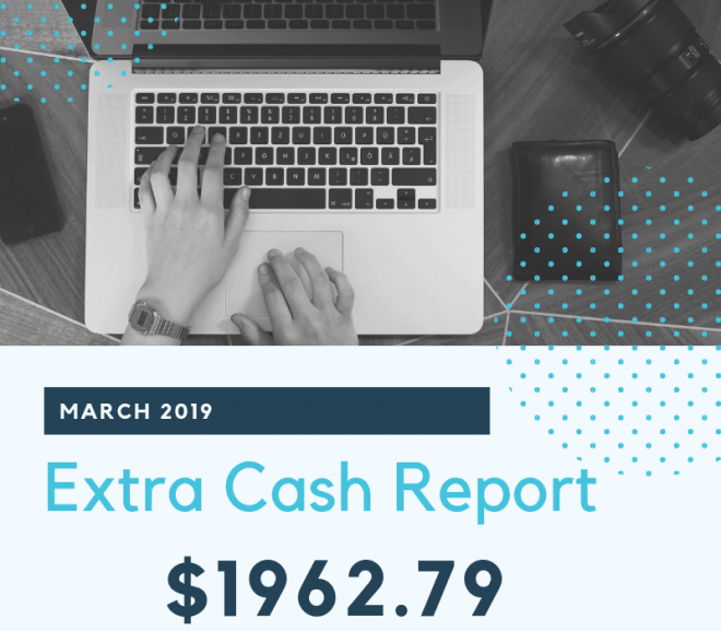 Extra Cash – March 2019