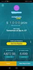 Make money playing trivia in Canada