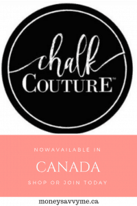 Join Chalk Couture Canada