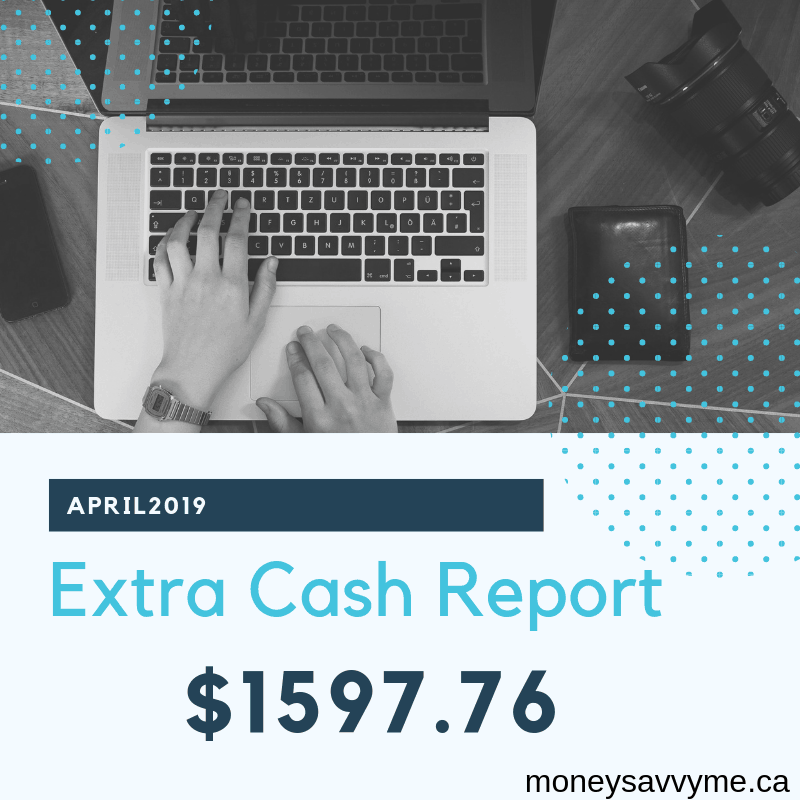 Extra Cash – April 2019