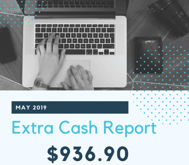 Extra Cash – May 2019