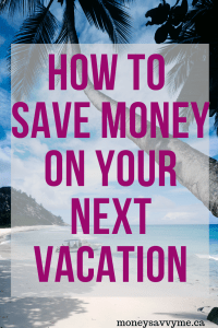 travel money saving hacks