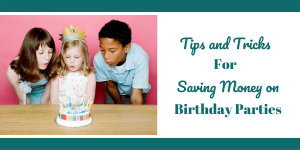 saving money on birthdays canada