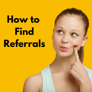where to find referrals