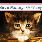 How To Save Money on Pet Supplies