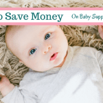 Making Baby More Affordable