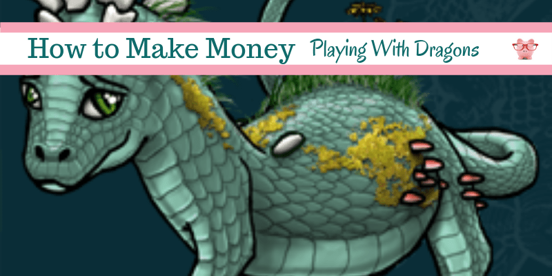 get paid to play with dragons