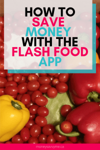 is flash food app legit?