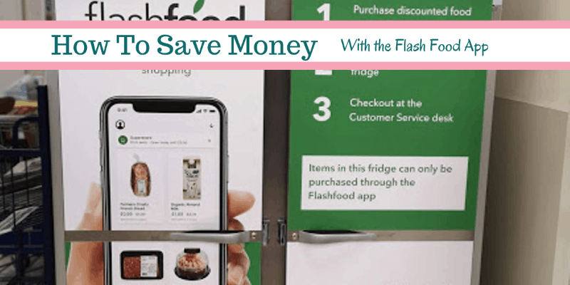 Flash Food App – Huge Grocery Discounts and Savings