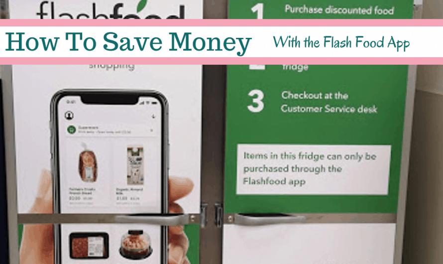 Flash Food App – Huge Grocery Discounts and Savings