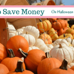 Halloween Money Saving Tips