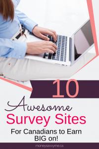 Legitimate Survey Sites that work in Canada