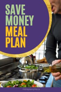 Does meal planning help you save money?