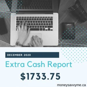 Extra money in December