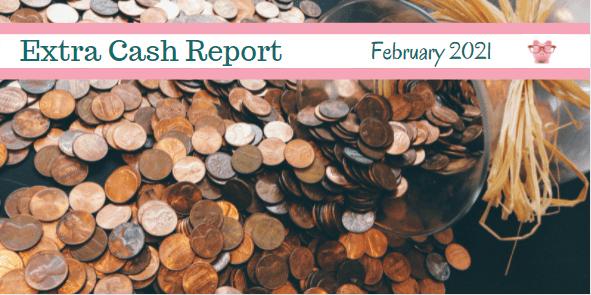 Extra Cash – February 2021